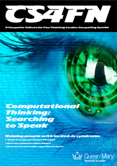 Cover of the Searching to Speak A5 booklet, click to open the PDF