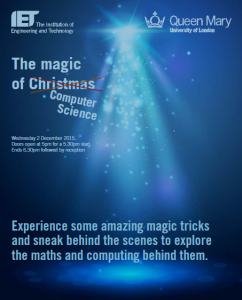 magic of christmas pdf front cover