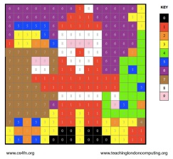christmaspixelpuzzle