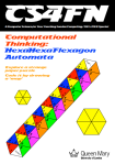 HexaHexaFlexagon booklet