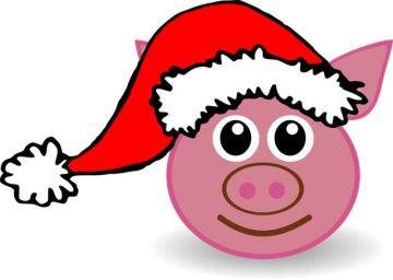 christmas-pig-PIXABAY152729