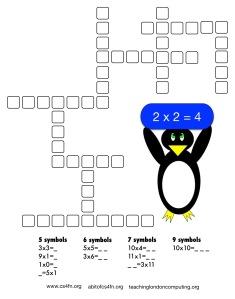 maths-kriss-kross-multiply1V1-100dpi