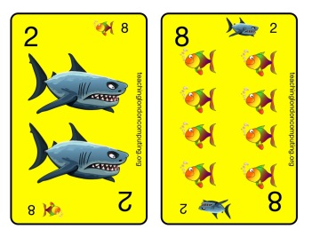Shark-Fish-Ten-Cards