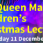 IET Queen Mary Children's Christmas Lecture