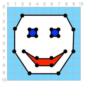 CLOWN-FACE-10X10